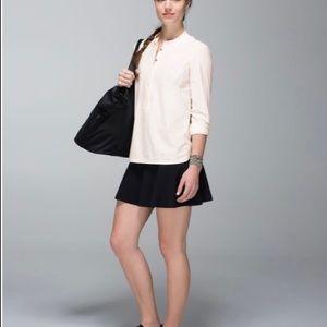 Lululemon get it on blouse angel wing color